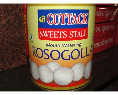 Rasagola 1 Kg Packet